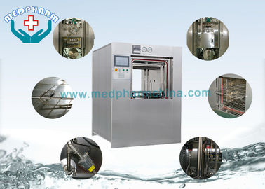 Safety Interlock Medical Sterilizer Autoclave With Automatic Leak Test