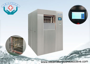 Touch Screen Steam Autoclave Sterilizer With Vacuum Pump Trip Alarm And Utility Failure Alarm