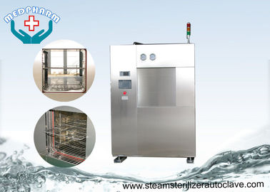 User Friendly HMI Autoclave For Laboratory With Microcomputer With Self Diagnostic Feature