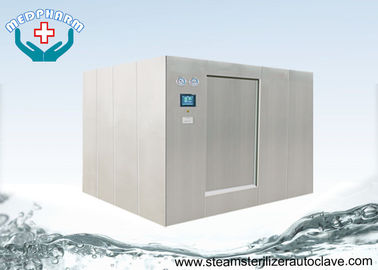 Hospital Sterilization Equipment 800 Liters CSSD Sterilizer With Water Ring Vacuum Pump