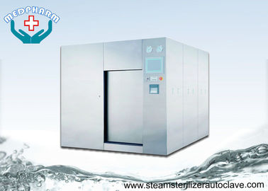 Bio-contaminated CSSD Sterilizer With  Several Steam And Vacuum Pulses