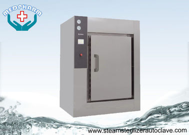 Ergonomic HMI Double Door Autoclave For Biological Engineering BSL4