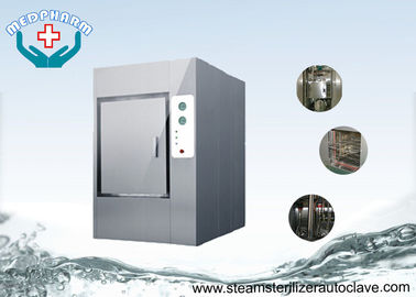 Mutil Programmed Sterilization Cycles Laboratory Steam Sterilizer With Safety Relief Valve