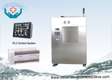 Pass Through Healthcare Medical Steam Sterilizer With BD Test And Leak Test