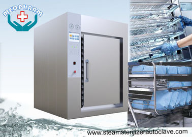 Medium Steam Type Pharmaceutical Autoclave With Pneumatically Operated Process Valves