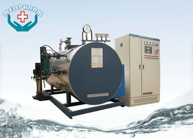 Fully Automatic Industrial Steam Boiler High Efficiency With PLC Control